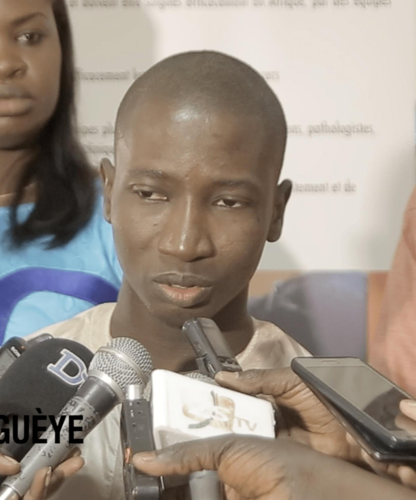 Dr Babacar Gueye