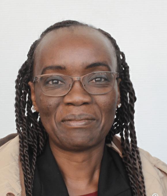 Dr Chantal Bouda, responsable de l'unité d'oncologie pédiatrique du CHU Yalgado - Ouagadougou