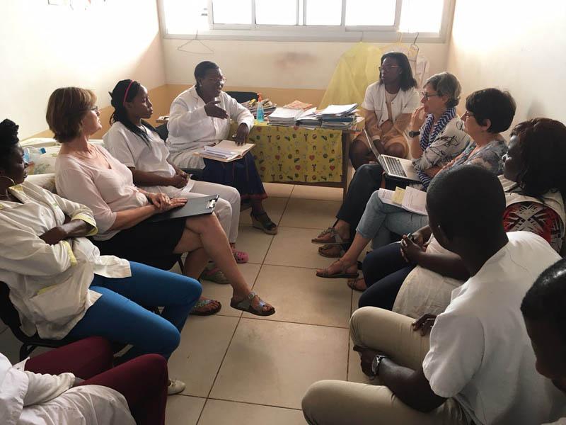 Mission GFAOP à Yaoundé
