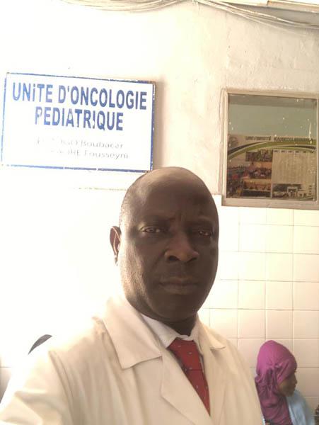Pr Boubacar Togo