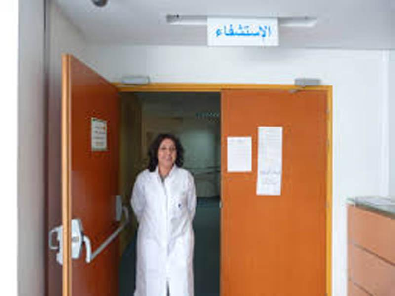 le Pr Laila Hessissen, chef de service de l'unité d'oncologie pédiatrique de Rabat, membre du GFAOP