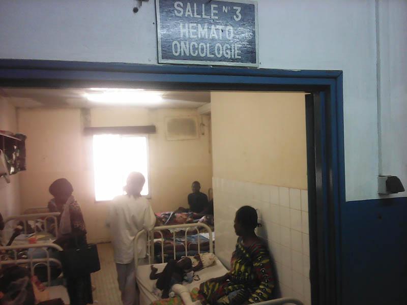 l'unite de Bangui