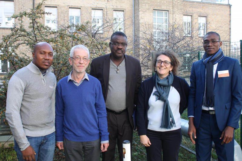 jumelage très actif avec l'équipe du CHU d'Angers et le service d'oncologie pédiatrique du CHU Sylvanus Olympio à Lomé, togo