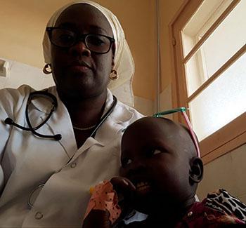 Dr Fatou Binetou Diagne