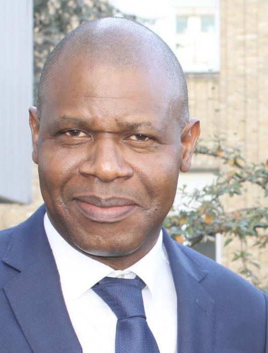 Dr Fousseyni Traoré, référent pour le rétinoblastome