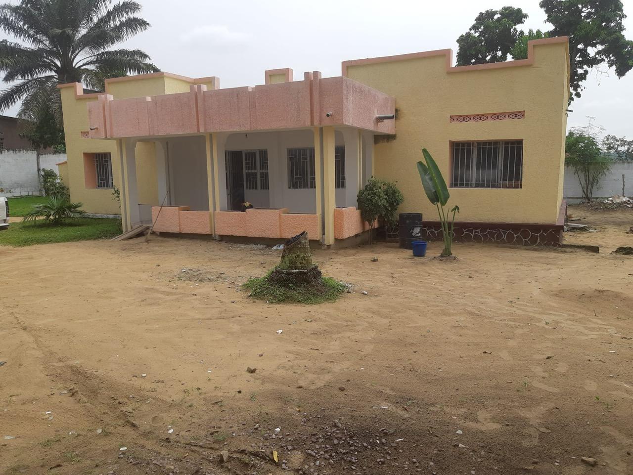 2019, Maison des parents de Kinshasa